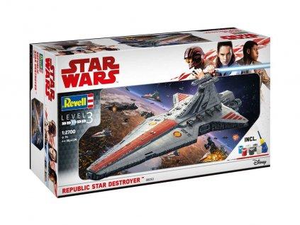Gift-Set SW Limited Edition 06053 - Gift Set Republic Star Destroyer (1:2700)