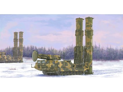 1/35 Russian S-300V 9A82 SAM
