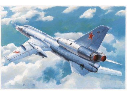 1/72 Soviet Tu-22K Blinder-B Bomber