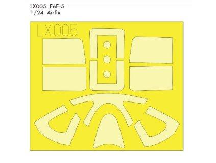 LX005 F6F 5 Airfix