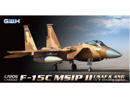 L7205 McDD F 15C Eagle MSIP II USAF & ANG