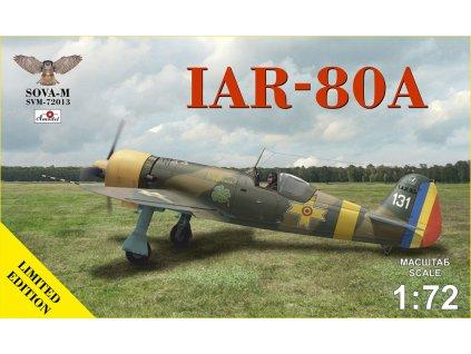SVM 72013 IAR 80A (2x camo) Limited Edition
