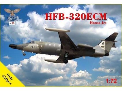 SVM 72014 HFB 320ECM Hansa Jet