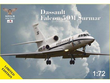 SVM 72015 Dassault Falcon 50M Surmar