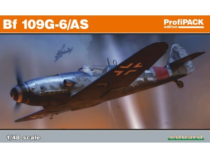 82163 Bf 109G 6 AS Profipack prvni vydani