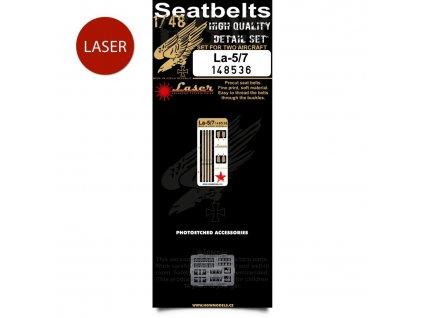 la 57 seatbelts 148 148536