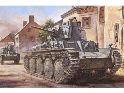 German Pz.Kpfw. Pz.BfWg 38(t) Ausf. B 80138