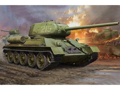 Soviet T 34 85 82602