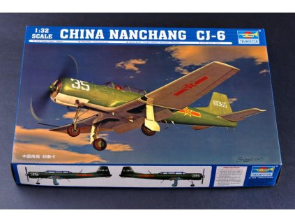 CHINA NANCHANG CJ 6 02240