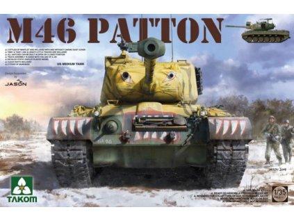 Takom 2117 M46 Patton