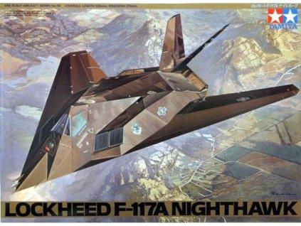 61059 Lockheed F 117A Nighthawk
