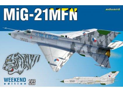 1/72 MiG-21MFN