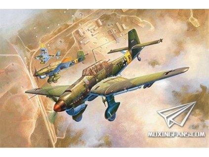 02421 Ju 87B 2 Stuka