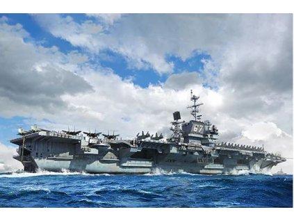 06716 USS John F. Kennedy CV 67