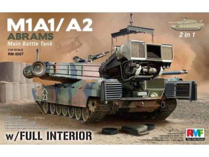 RM 5007 M1A1 M1A2 w Full Interior