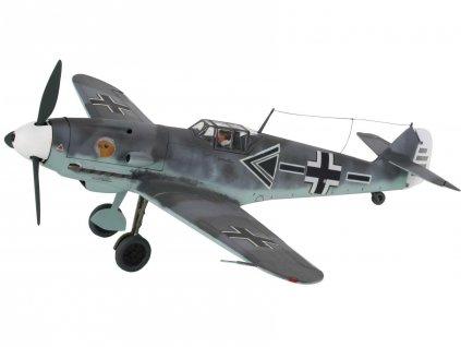 Plastic ModelKit letadlo 00012 - Messerschmitt Bf 109F (1:32)