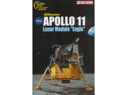 "Model Kit Apollo 11008 - APOLLO 11 LUNAR MODULE ""EAGLE"" (1:48)"