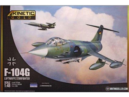 Kinetic 48083 F 104G Luftwaffe