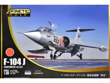 Kinetic 48080 F 104J starfighter J.A.S.D.F