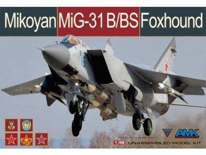AMK88008 Mikoyan MiG 31B BS Foxhound