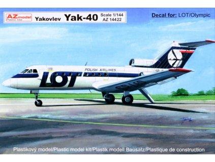 AZMO14422 Yak 40