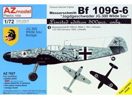 AZMO76027 Bf 109G 6 Wilde Sau
