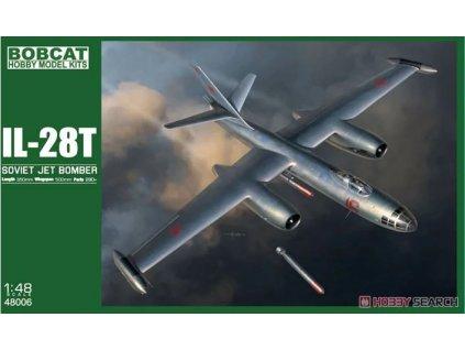 Bobcat 48006 Il 28T Beagle Torpedo Bomber