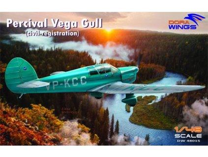 DOW48015 Percival Vega Gull
