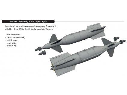 648518 Paveway II Mk 13 18 1 48