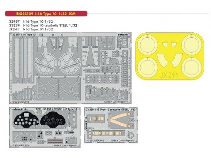BIG33109 I 16 Type 10 1 32 ICM