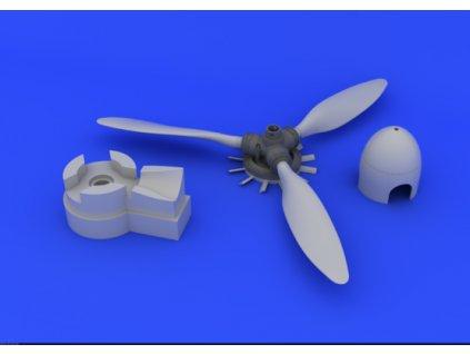 1/32 Fw 190A-8 propeller    (REVELL)