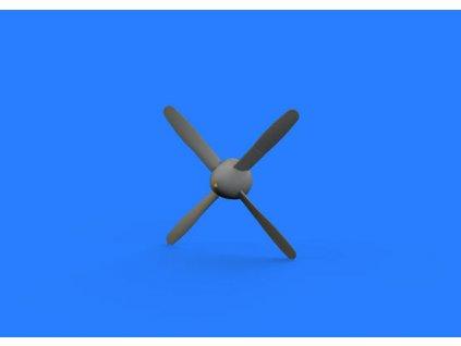 1/32 P-51D propeller    (REVELL)