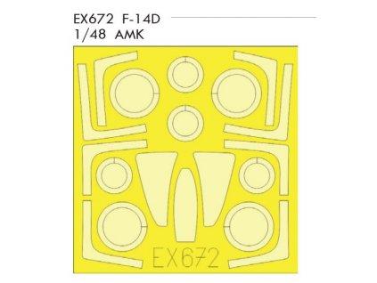 EX672 F 14D 1 48 AMK