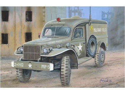 Bilek 888 Dodge WC 54 Military Police