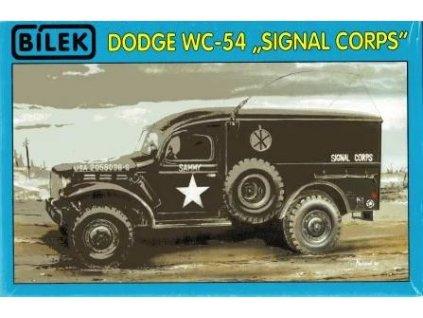 Bilek 997 Dodge WC 54 Signal Corps