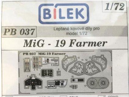 bilek pb037