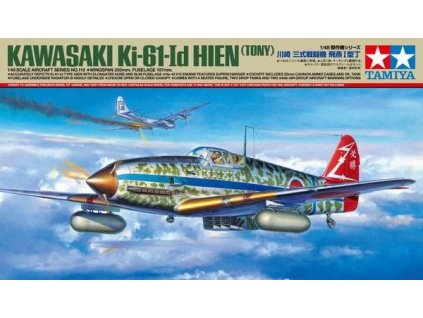Kawasaki Ki 61 Id Hien