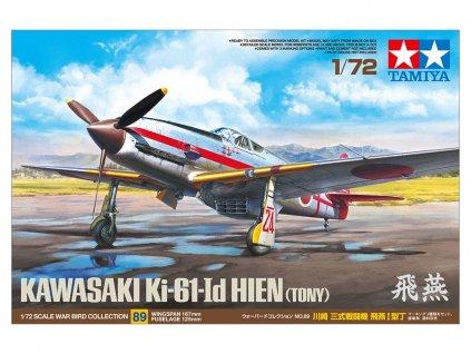 Kawasaki Ki 61 Id Hien Tony