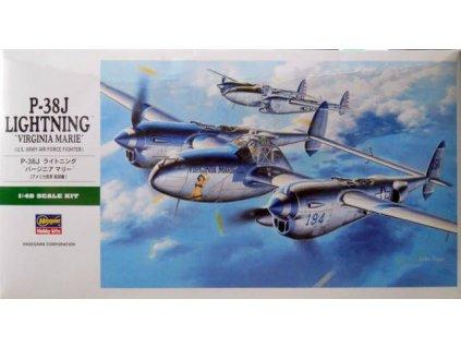 P 38J Lightning Virginia Marie 1 48