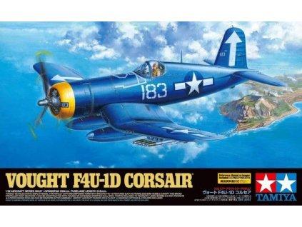 Vought F4U 1D Corsair 1 32 60327 Tamiya