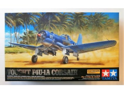 Vought F4U 1A Corsair 1 32 60325 Tamiya