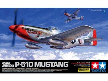 North American P 51D Mustang 1 32 60322 Tamiya