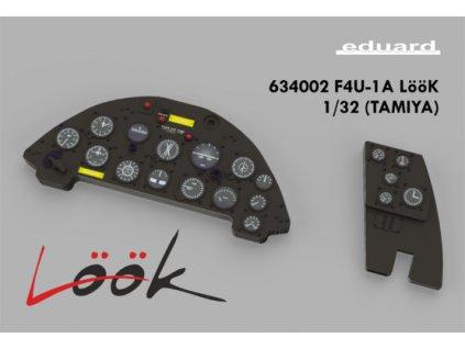 634002 F4U 1A Corsair 1 32 Tamiya