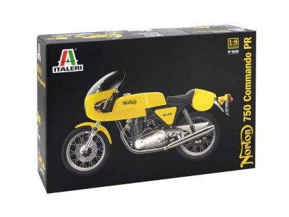 Model Kit motorka 4640 - NORTON 750 COMMANDO PR (1:9)