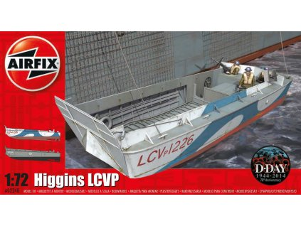 Classic Kit military A02340 - Higgins LCVP (1:72)