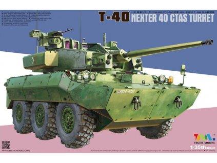 TM4665 T 40 NEXTER 40 CTAS Turret