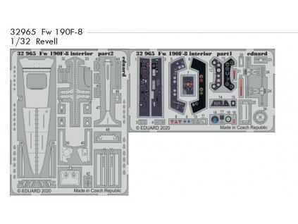 32965 Fw 190F 8 1 32 Revell