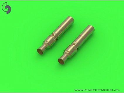 1/35 MG-34 gun barrels tips (2 pcs.)