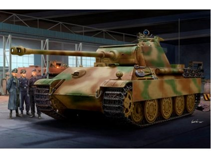 00929 Sd.Kfz.171 Panther G Late Version