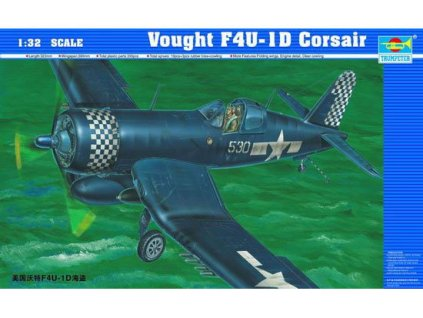 Vought F4U 1D Corsair 02221